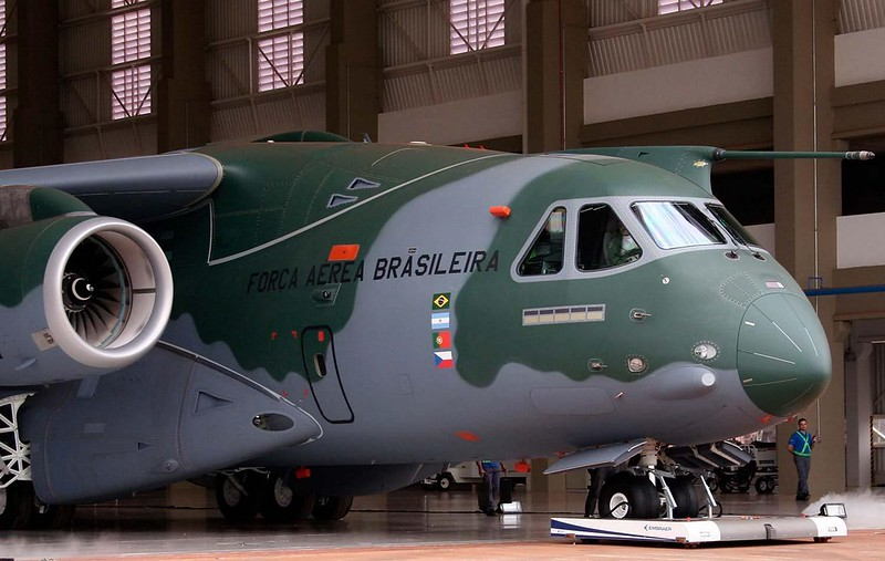 Embraer KC-390 16