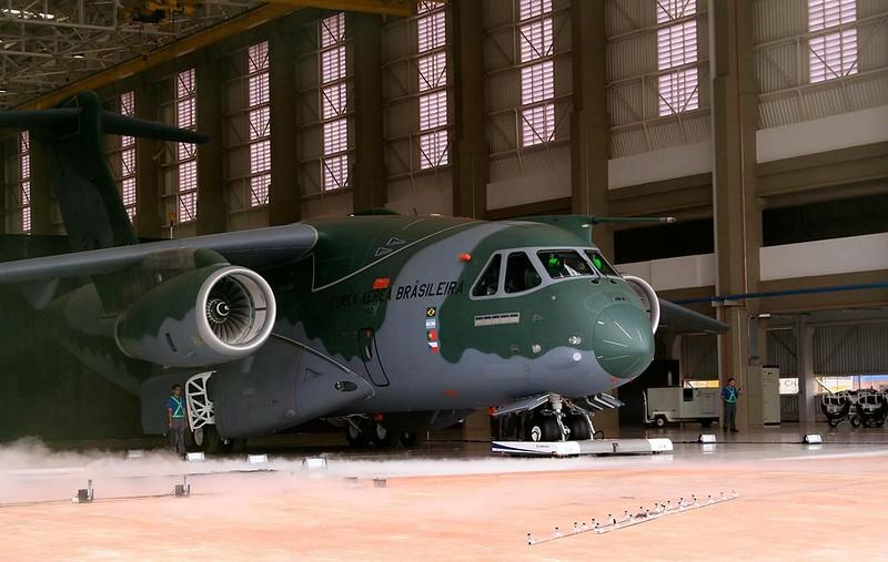 Embraer KC-390 13