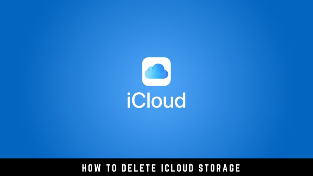 How to Delete iCloud Storage