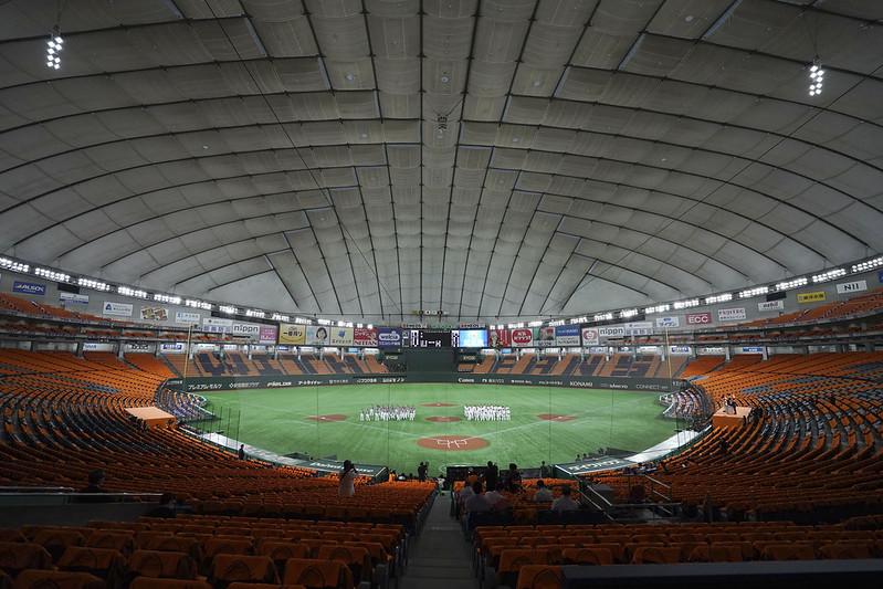 東京巨蛋。(達志影像資料照)