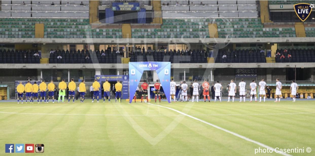 Serie A Sulla Rai Tutti I Gol In Chiaro Hellas Live