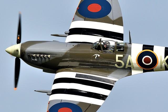 RAF Supermarine Spirfire Mk IXc MK959 N959RT