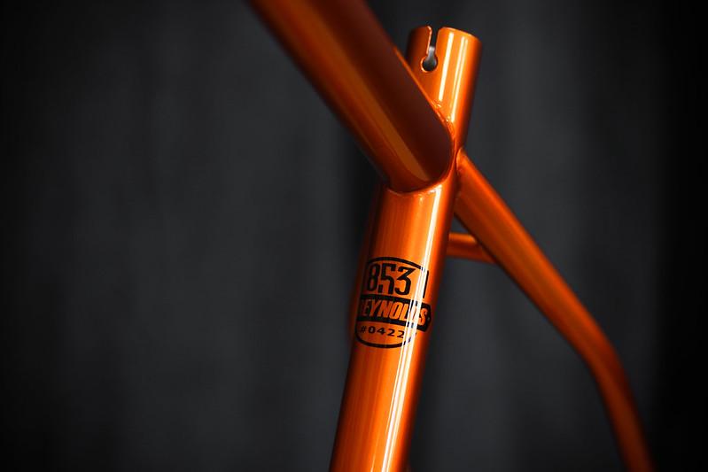SingleBe XC29er candy orange