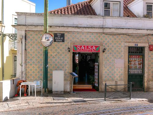 ELSEWHERE | Lisbon | LIGHT | Saudade