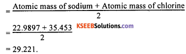 KSEEB Class 10 Science Important Questions Chapter 5 Periodic Classification of Elements img6