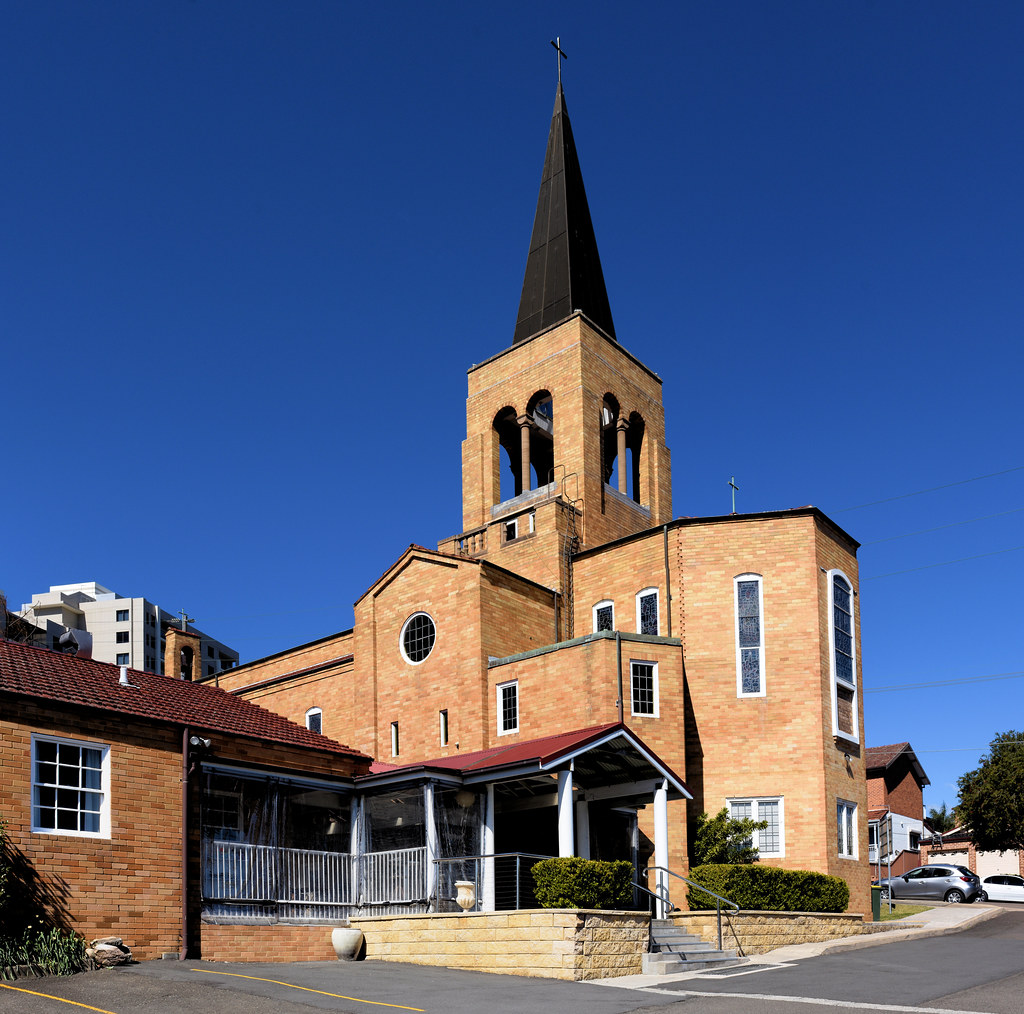Anglican Church, Penshurst, Sydney, NSW.