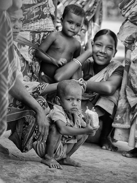 Adivasis Young Boy Bangladesh