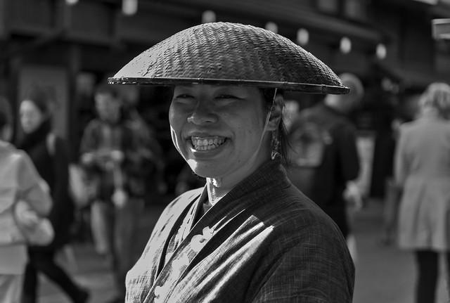 Hazme una sonrisa - Takayama (Japan people)