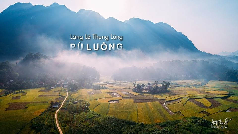ハノイ日本語ガイドクラブはPu Luong 自然保護区で研修する