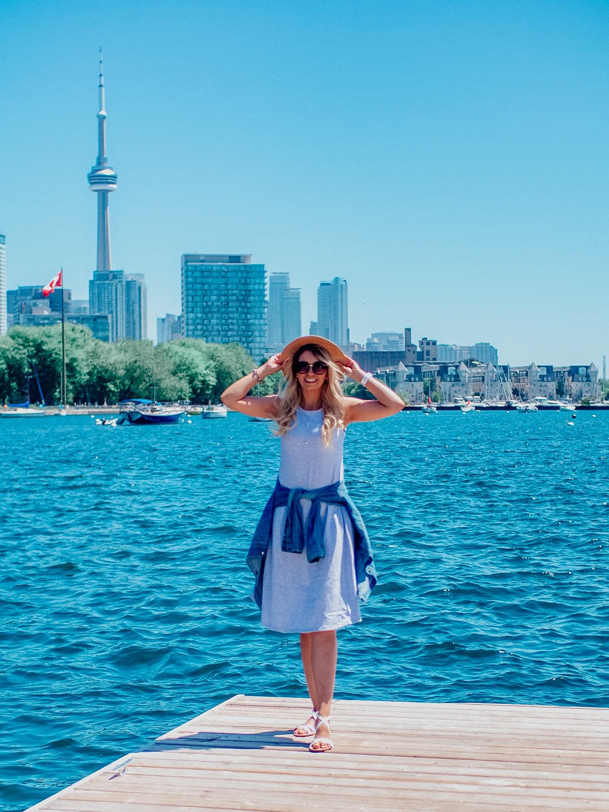 Summer in Toronto