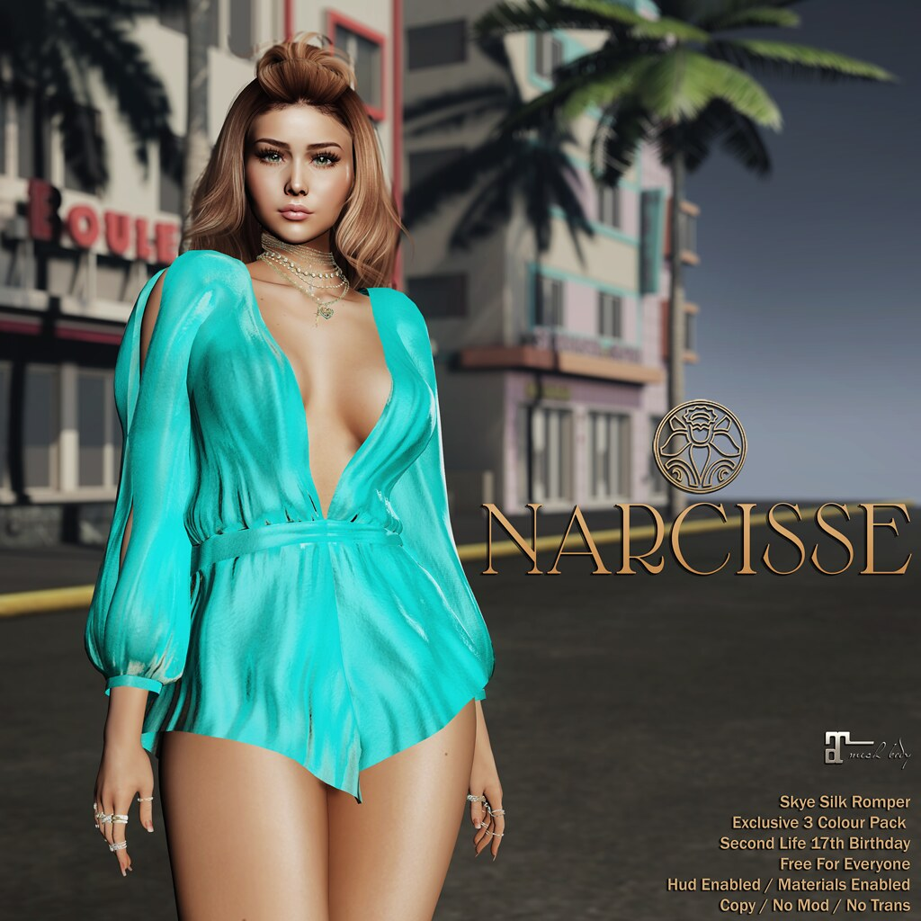 Narcisse – SL17B Present