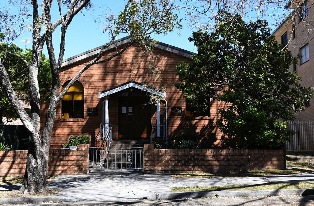 Russian Orthodox Church, Carlton, Sydney, NSW.