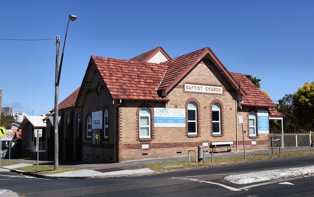 Carlton Baptist Church, Carlton, Sydney, NSW.