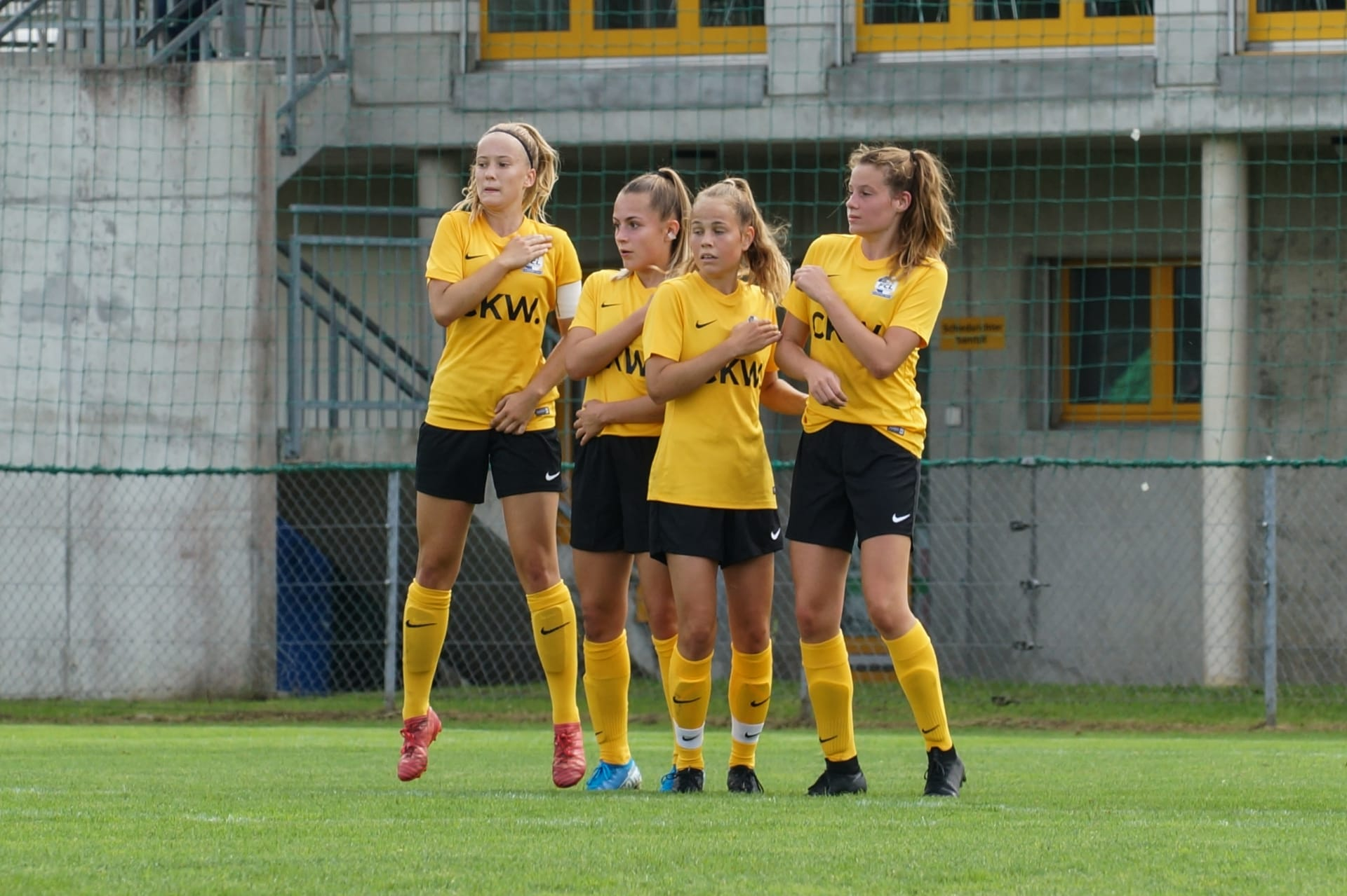 U17: Team Sempachersee-FCL 07-09-2019