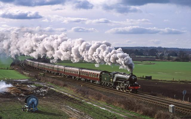 60800 Near Old Malton. 14/02/2002.