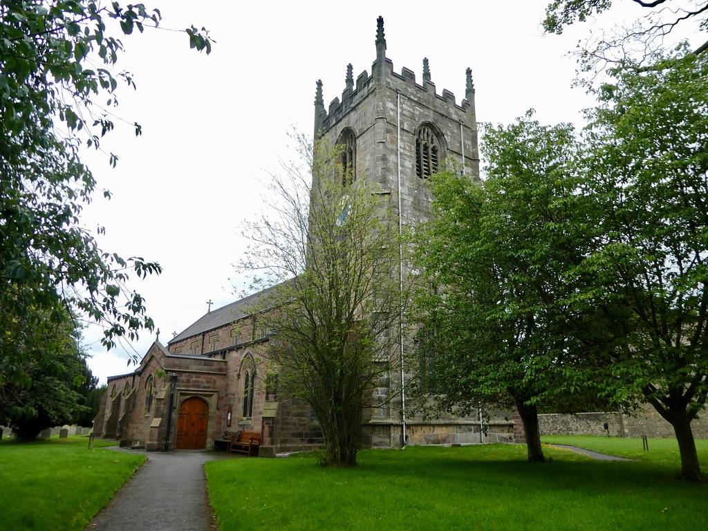 St. Andrew's Parish Church, Gargrave