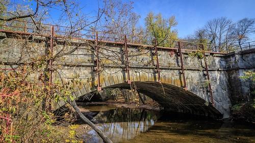 coaqueduct evittscreekaqueduct ruins