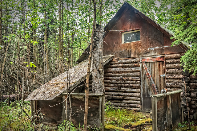 This Old Cabin