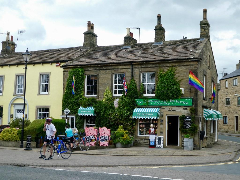 Dalesman Cafe Tea Rooms, Gargrave