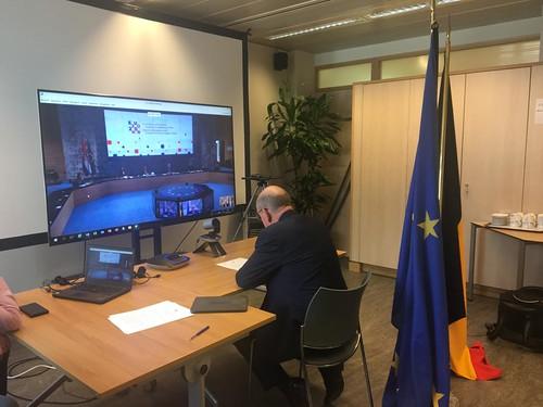 EU Raad van Ministers