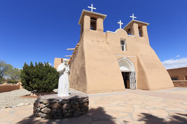 New Mexico - San Francisco de Asís Mission Church