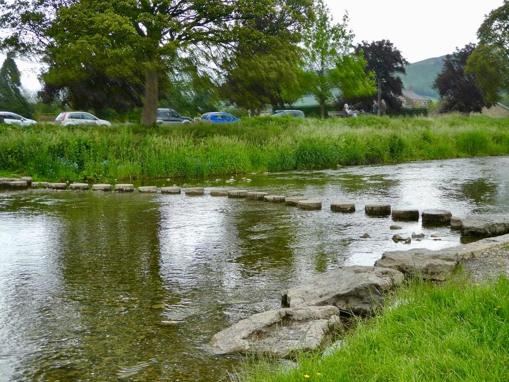 Stepping stones, Gargrave