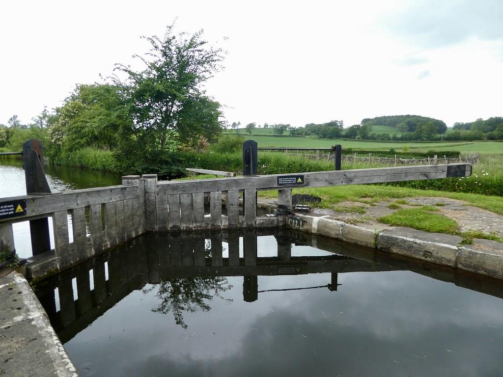 Scarland Lock Gargrave
