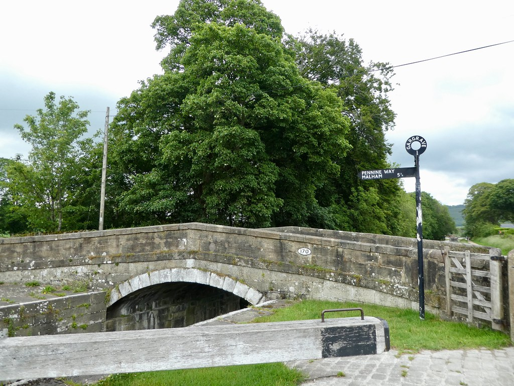 Higherland Bridge Gargrave