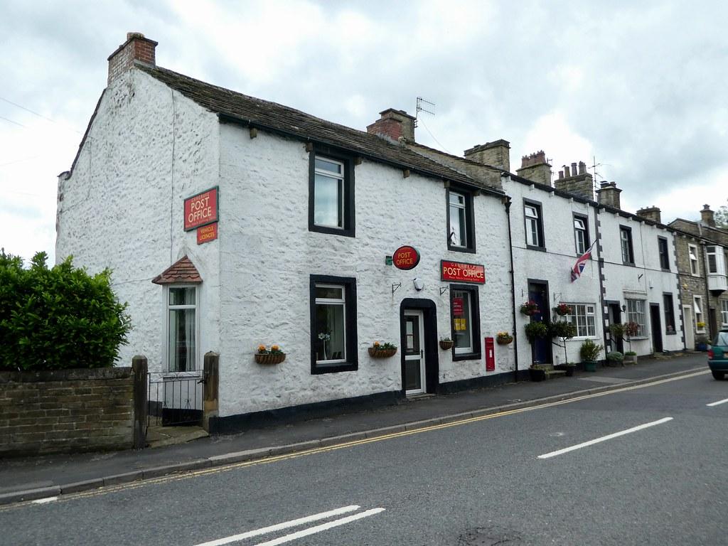Gargrave village post office