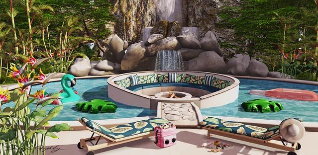 La Isla Pool