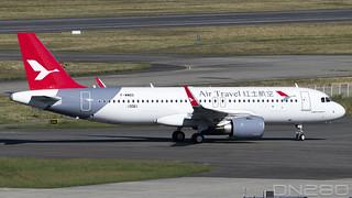 Hongtu Air Travel A320-251N msn 10061 F-WWDD / B-30EH