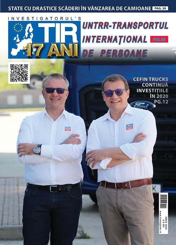 REVISTA TIR MAGAZIN IUNIE 2020 FORMAT .PDF