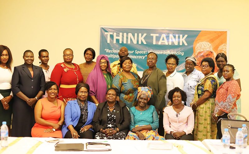 Think Tank for Women in Political leadership