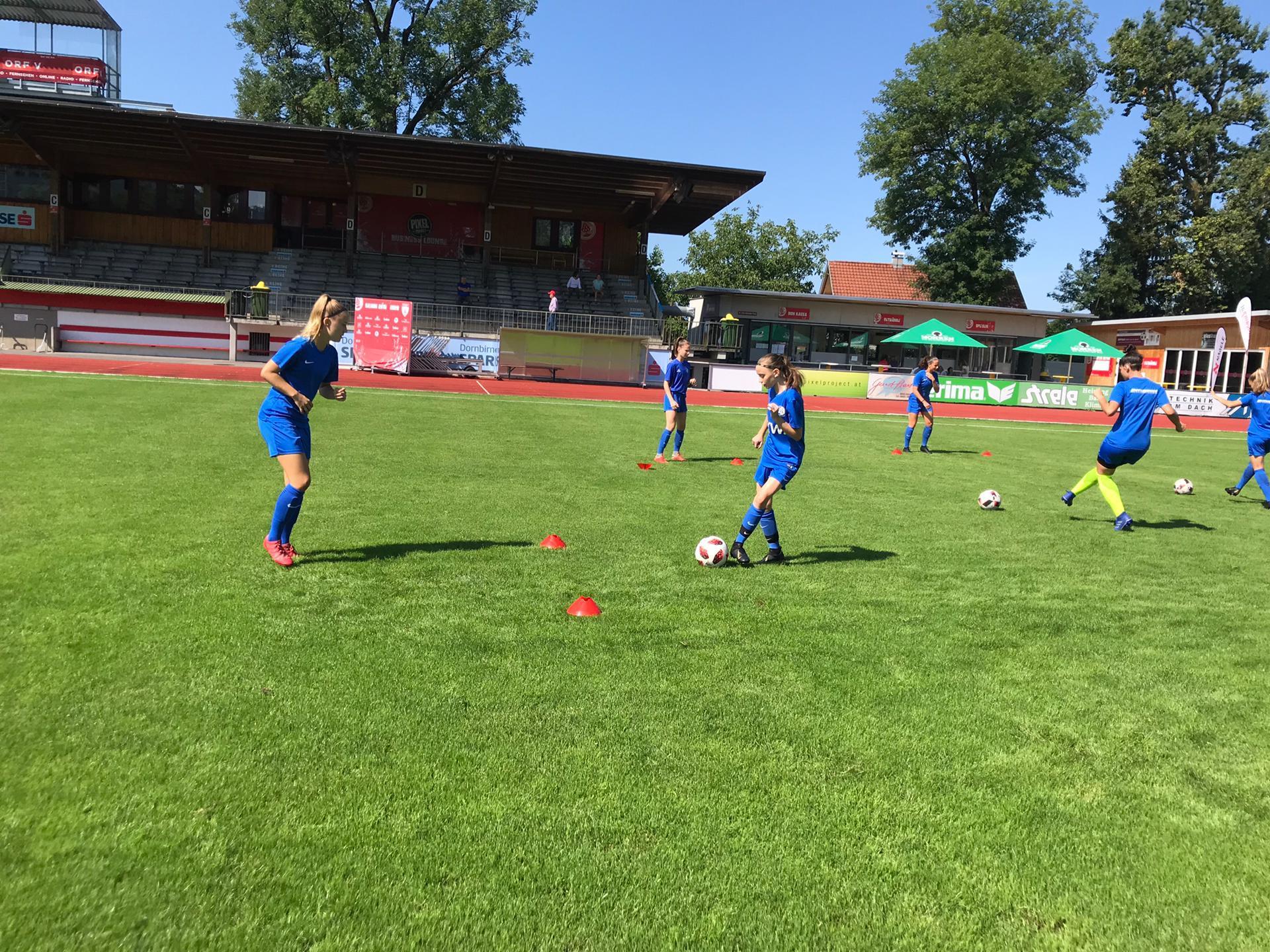 U17: TS Dornbirn-FCL 11-08-2019