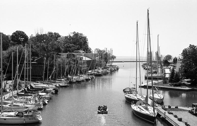 Oakville Harbour Sort of Normal
