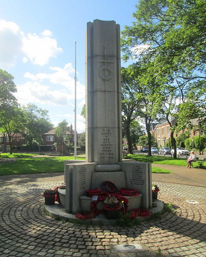 Tynemouth War Memorial