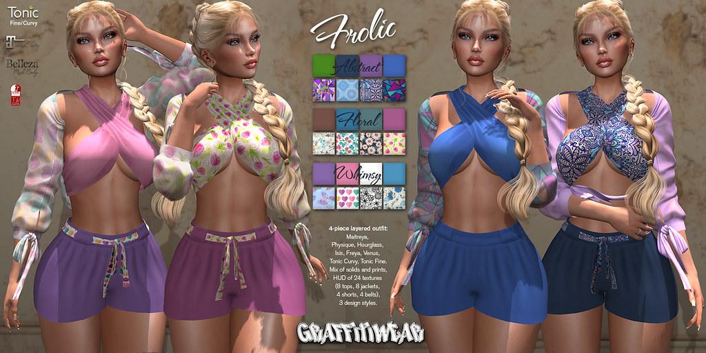 Frolic Ad