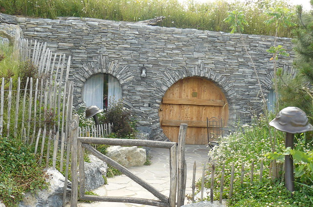 wonderful hobbit houses