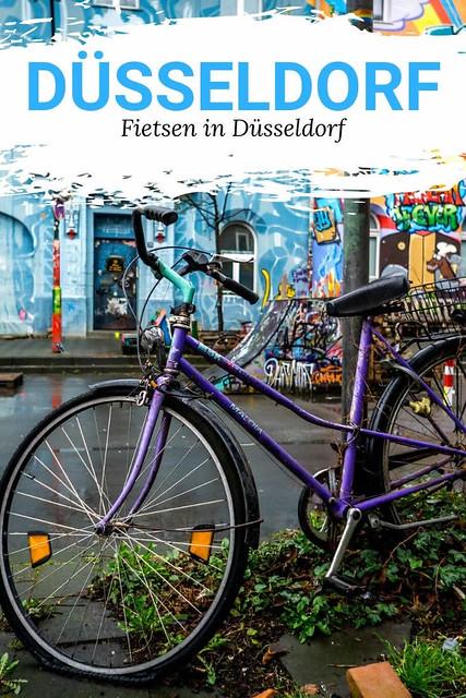 Fietsen in Düsseldorf | Ontdek Düsseldorf op de fiets