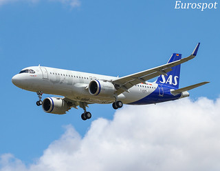 D-AXAC Airbus A320 Neo SAS