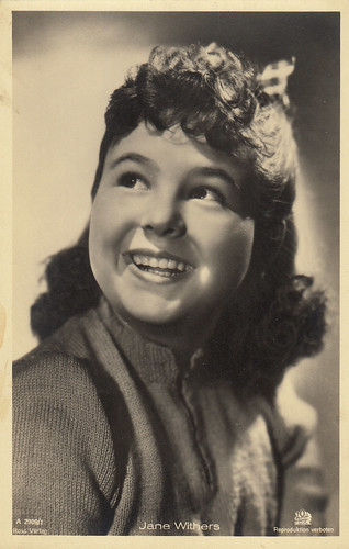 Jane Withers