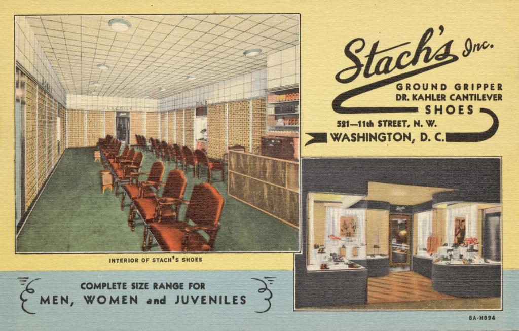 Stach's Inc (1938)