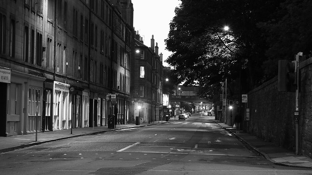 Dalry Road, Midsummer Night 02