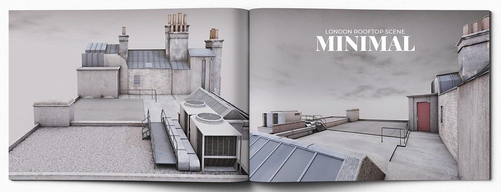 MINIMAL – London Rooftop Scene