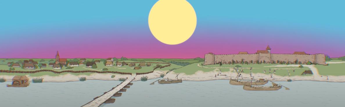 Itt egy nagyon klassz videó Szeged történetéről