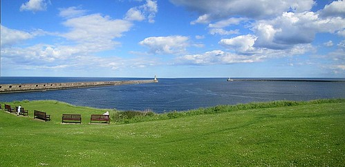 Mouth of River Tyne, Tyne and Wear