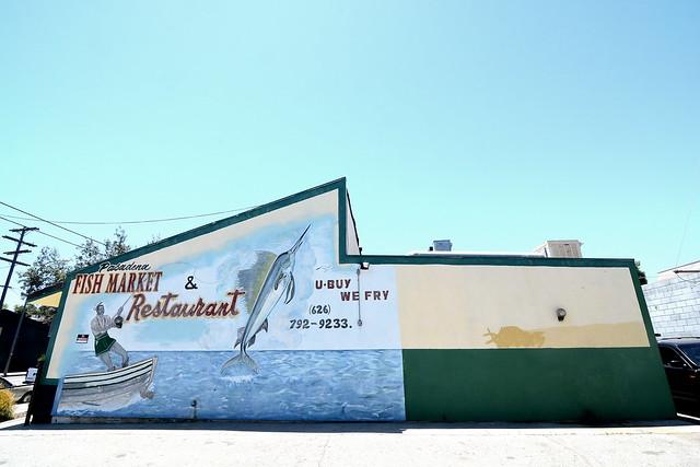 Pasadena Fish Market - Pasadena