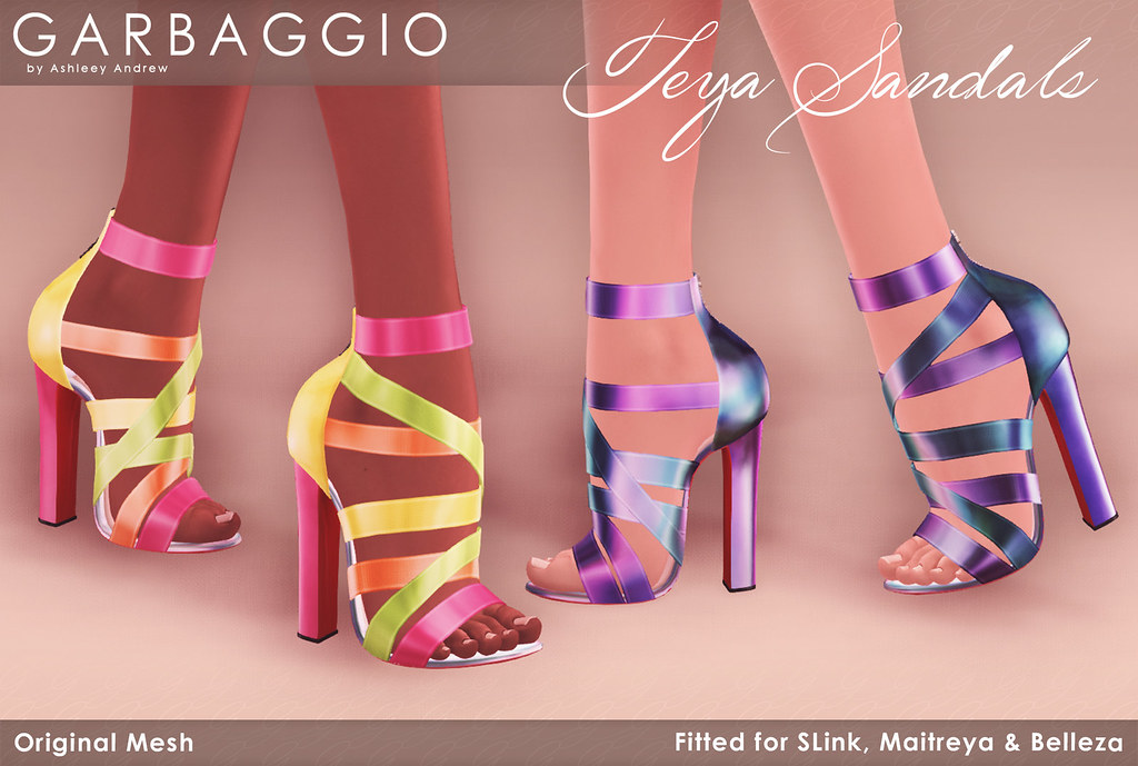 Teya Sandals