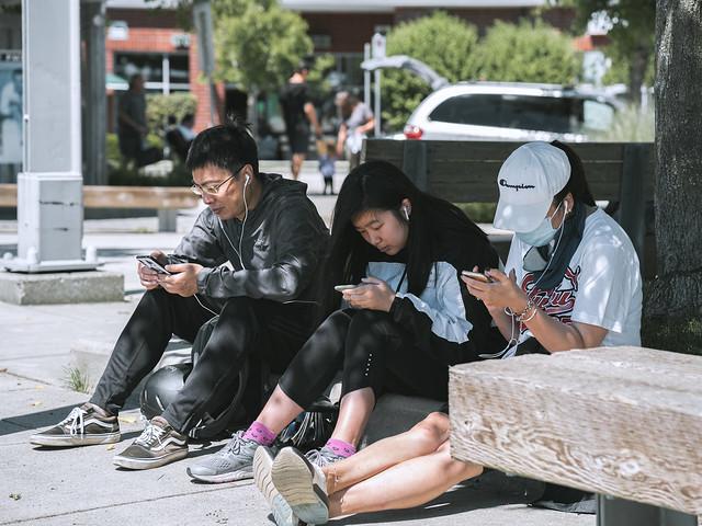 Smartphone Interactions