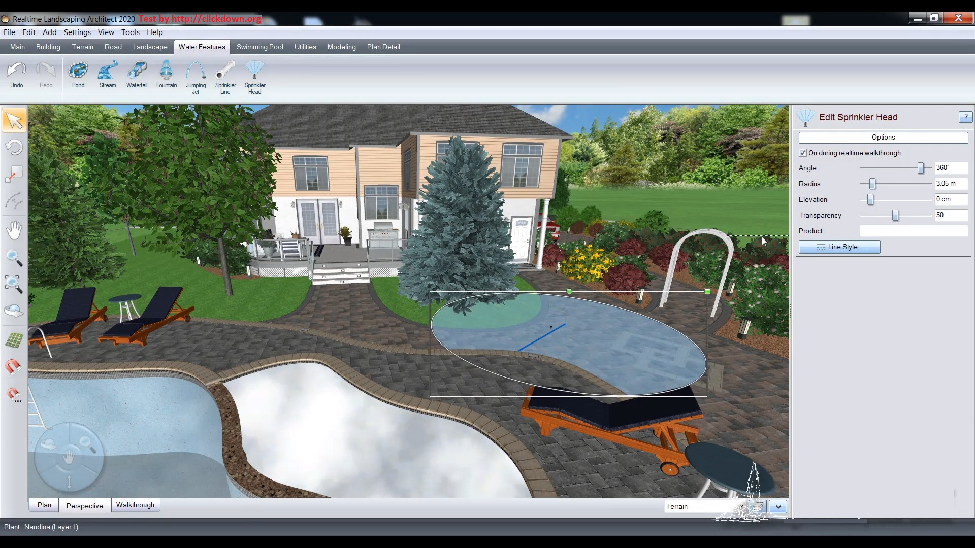Working with Realtime Landscaping Architect 2020 full license